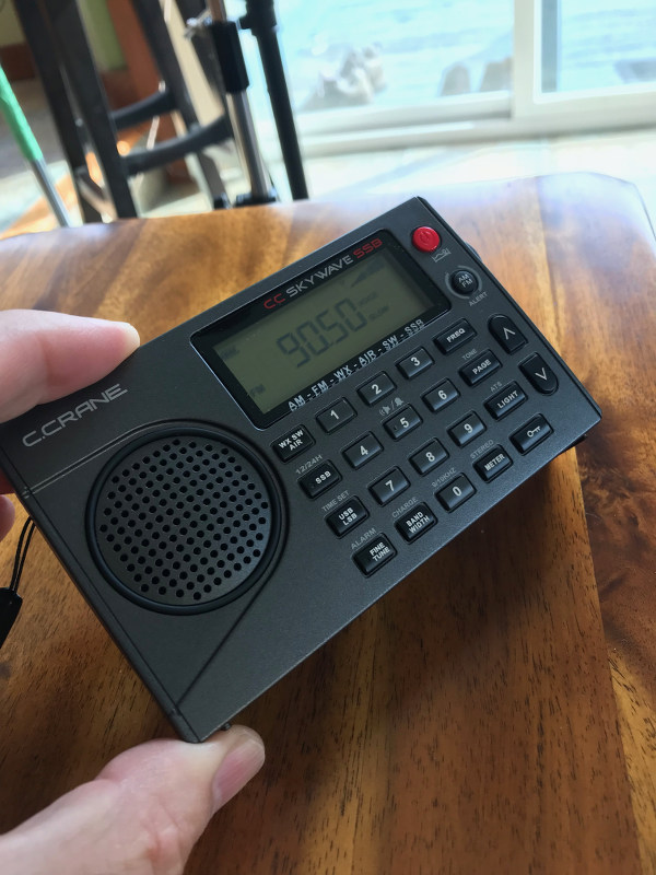 CCRANE SSB Skywave 2018 MICRO review