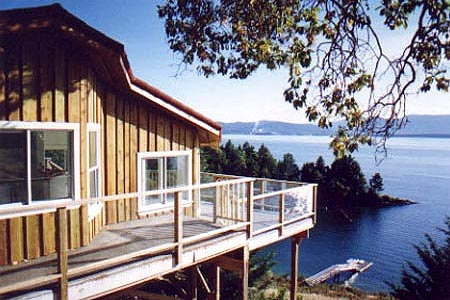 Sunset Drive Vacation Rental on Sunset Drive - Salt Spring Island